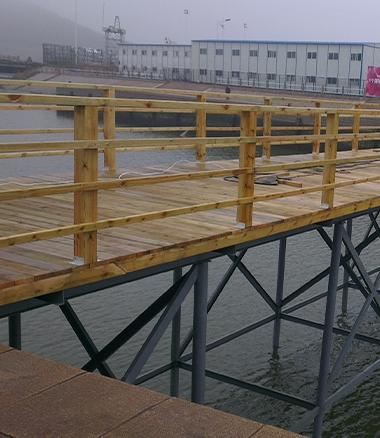 游艇码头工程案例详情