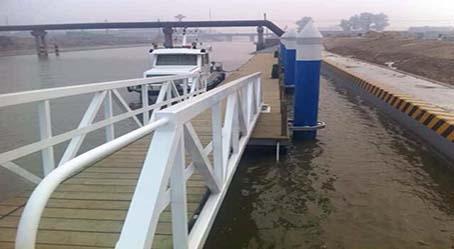 游艇码头设计厂家介绍水上工程施工有哪些规则
