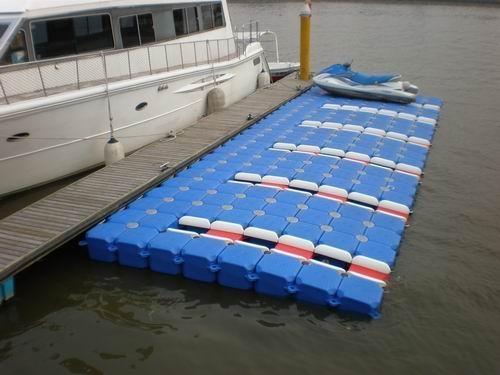 塑料浮筒码头的特点和价值有哪些好处?