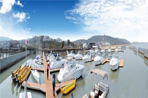 浮筒码头质量优良的革命性产品