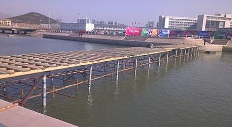 青岛水上栈桥