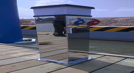 天津码头水电箱