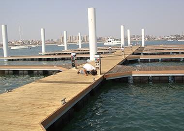钢结构码头