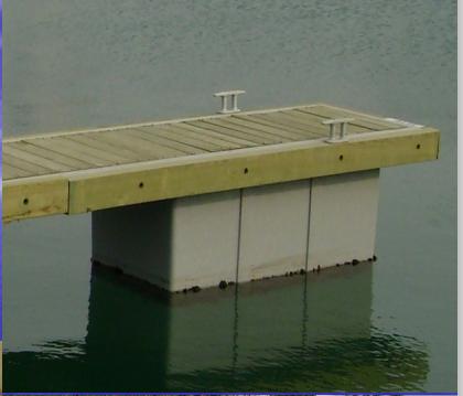 天津玻璃钢浮箱